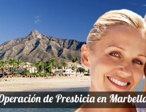 Operación de presbicia en Marbella