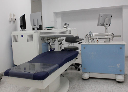 operating room in Malaga