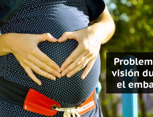 Problemas de visión durante el embarazo