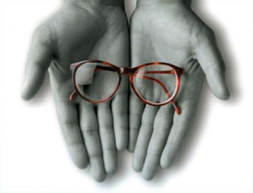 Qué hacer con las gafas y estuches