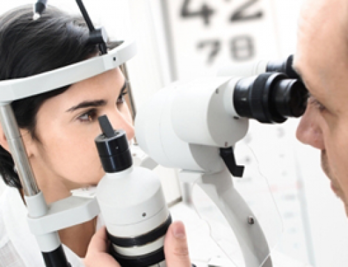 Pruebas de visión para operación de miopía, hipermetropía y astigmatismo