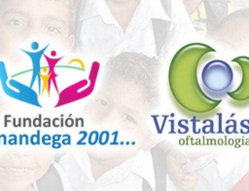Campaña de lucha contra la ceguera en Nicaragua
