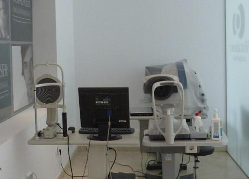 Зал для обследования и диагностики Marbella