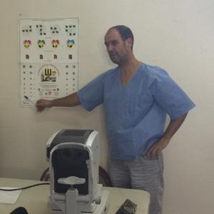 Revisiones oftalmológicas en Nicaragua