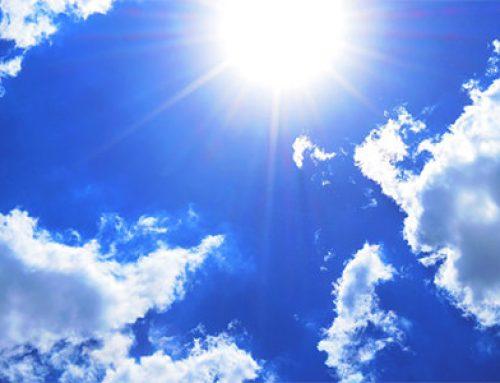 Por qué el cielo es azul y el sol amarillo