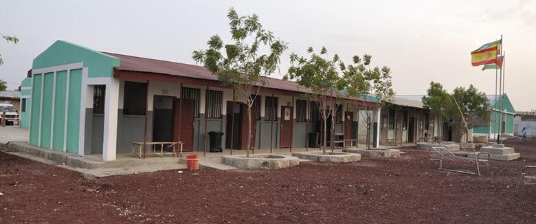 Hospital de Asaita en Etiopía