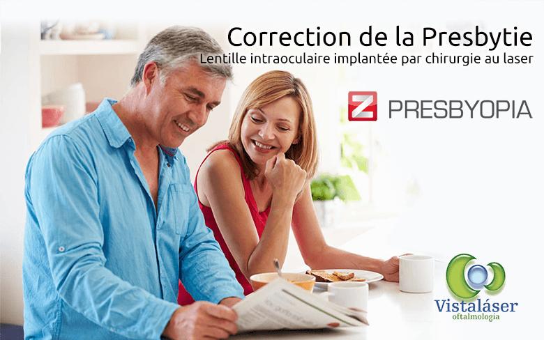 correction presbytie