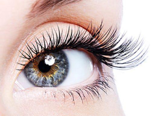 Triquiasis o pestañas hacia adentro del ojo