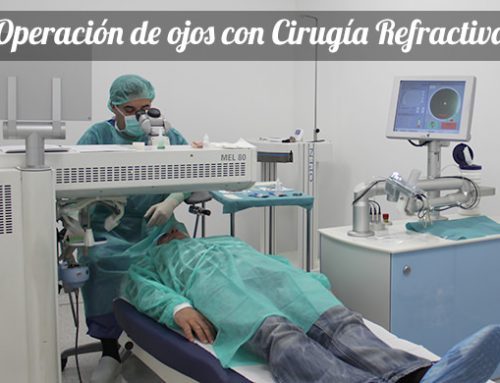 ¿Operación de ojos con cirugía refractiva láser o lente intraocular?