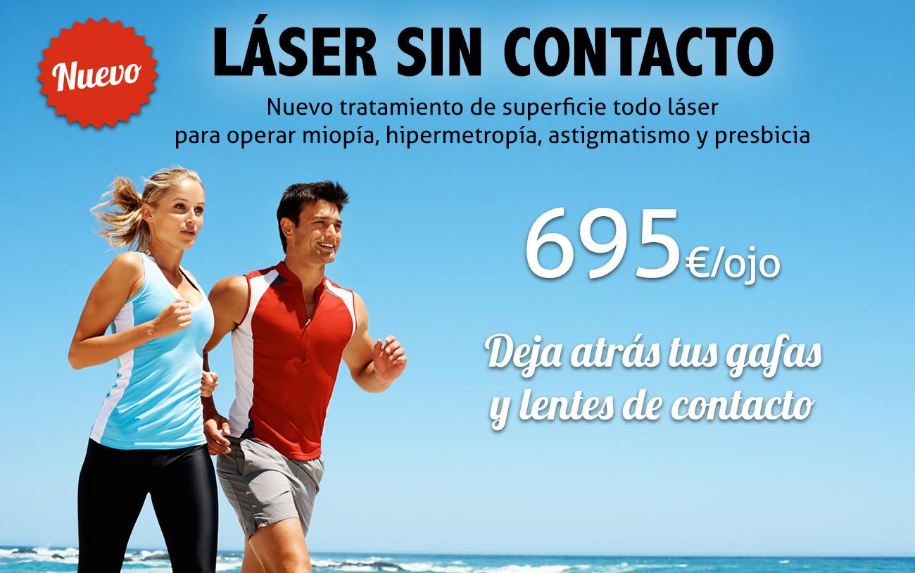 laser sin contacto