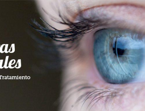 Úlcera corneal, causas, síntomas y tratamiento