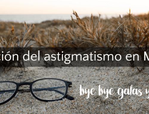 Corrección del astigmatismo en Marbella