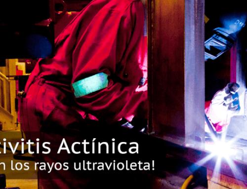 Conjuntivitis actínica