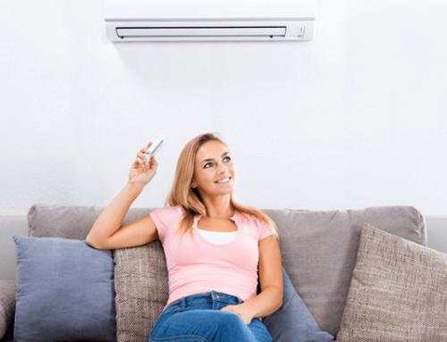 El aire acondicionado puede provocar molestias oculares