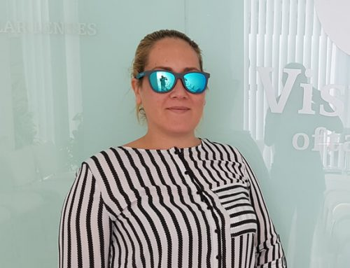 Opinion of Paola, operated with ICL lenses in Marbella