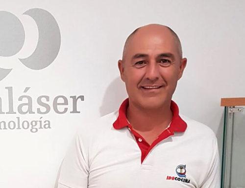 Opinión de Enrique operado de Presbicia en Málaga
