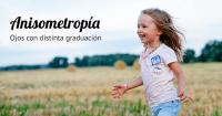 Anisometropía