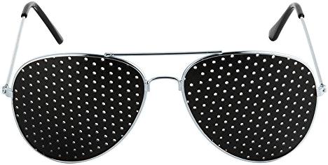 gafas estenopeicas