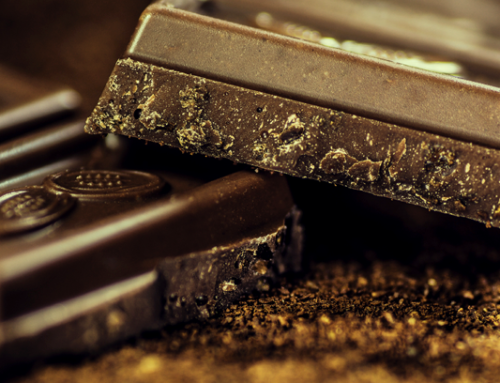 ¿El chocolate mejora la visión?