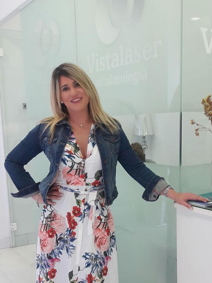 Opinión de Ana, operada de miopía y astigmatismo con láser de Femtosegundo en Granada