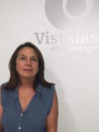 Opinión de Elena tras operarse la vista en Málaga