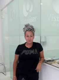Opinión de Veronica operada de miopía en Granada
