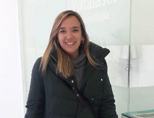 Opinión de Almudena operada de miopía y astigmatismo en Granada