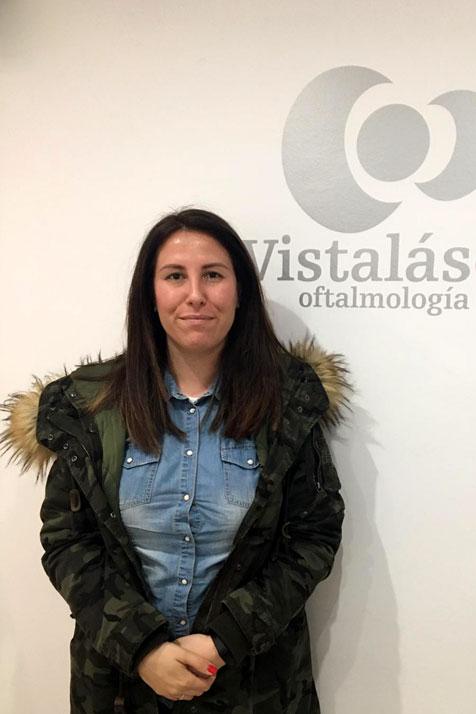opinion maria jose operada miopia y astigmatismo