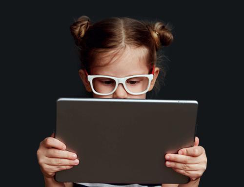 Control de la miopía en niños