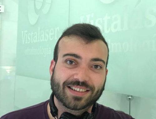 Miguel, operado de miopía y astigmatismo en Granada
