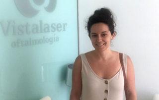 Opinión de Isabel, operada con lentes ICL en Marbella