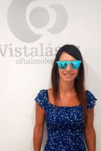 Opinión de Marta, operada de miopía con lentes ICL
