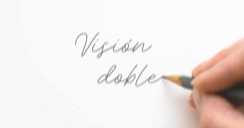 vision doble