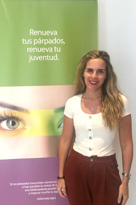 Opinión de Natalia, operada de miopía en Marbella