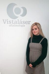 Opinión de Alejandra, operada de miopía en Clínica Vistaláser