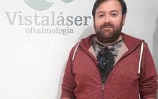 Juan Jose en Vistalaser