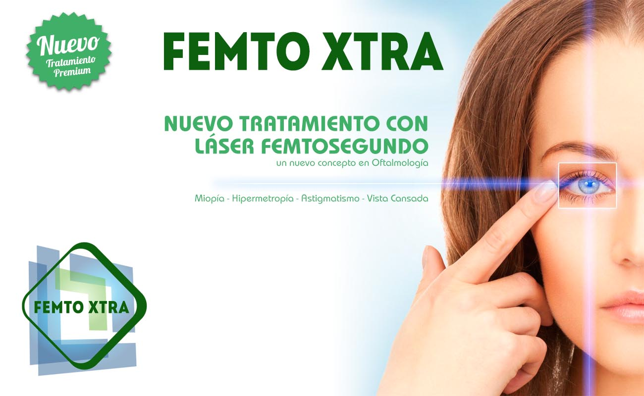 Cirugia Refractiva Femto Xtra