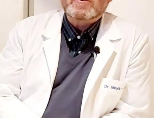 Doctor operado de presbicia con lente intraocular trifocal multifocal