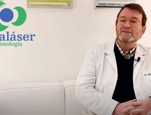 Médico operado de presbicia en Clínicas Vistaláser
