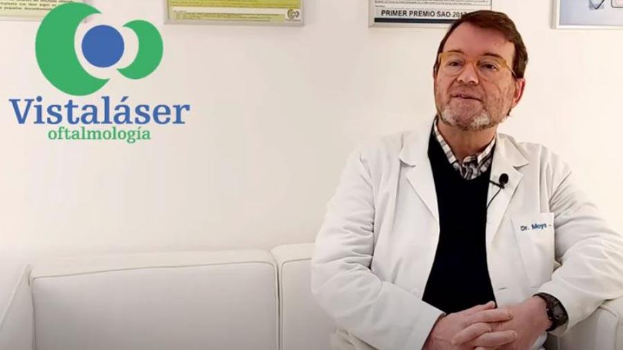 oftalmologos operados de miopia en clinicas vistalaser